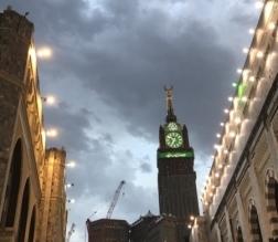 هطول أمطار رعدية على عدد من محافظات منطقة مكة المكرمة - المواطن