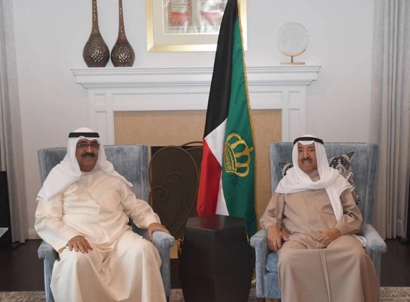 رسالة شكر من أمير الكويت بعد خروجه من المستشفى