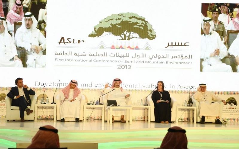 تركي بن طلال: علينا بث الأمل بالحفاظ على بيئتنا وطاقتنا وأصولنا