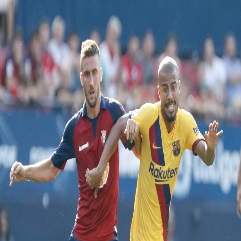 أوساسونا ضد برشلونة .. وأسوأ بداية للبارشا منذ 2008