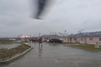السفارة لدى سيول تحذر من إعصار لينغ-لينغ - المواطن