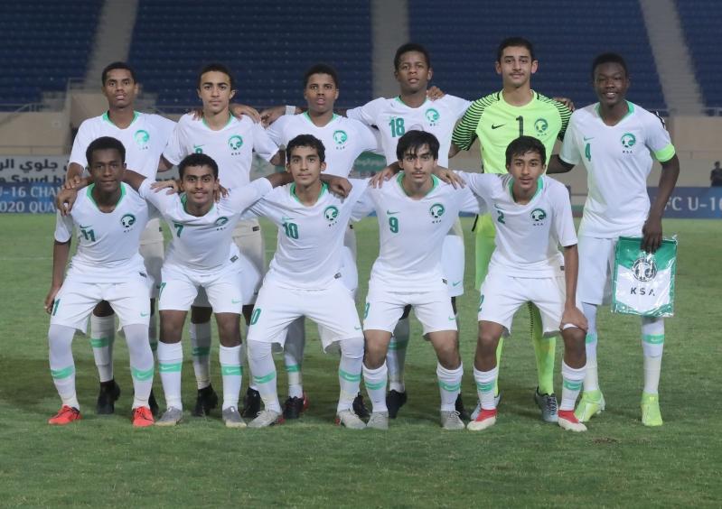 الأخضر إلى نهائيات كأس آسيا للناشئين