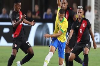 البرازيل ضد بيرو .. وأول هزيمة للسيليساو منذ 17 مباراة - المواطن