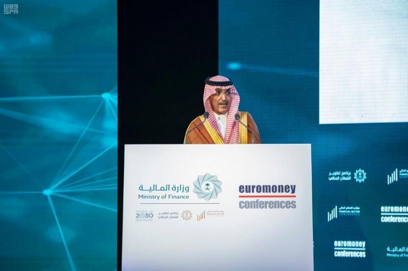 الجدعان في افتتاح يوروموني السعودية: نسعى لاستدامة الاستقرار المالي وتعزيز النمو الاقتصادي