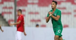 التعادل الإيجابي يحسم مباراة السعودية ضد اليمن