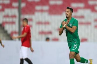 التعادل الإيجابي يحسم مباراة السعودية ضد اليمن - المواطن