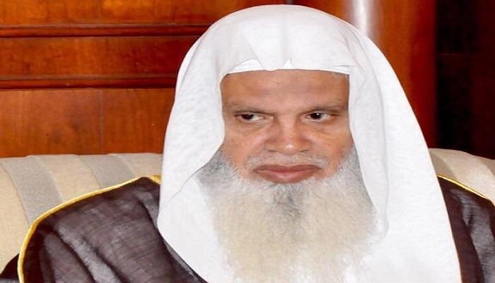 نقل الشيخ الحذيفي إلى المستشفى بعد وعكة صحية طارئة