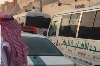 القبض على قائد حافلة مدرسية عكس السير في الرياض 9