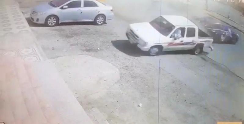 القبض على مفحط تسبب بحادث وهرب في نجران