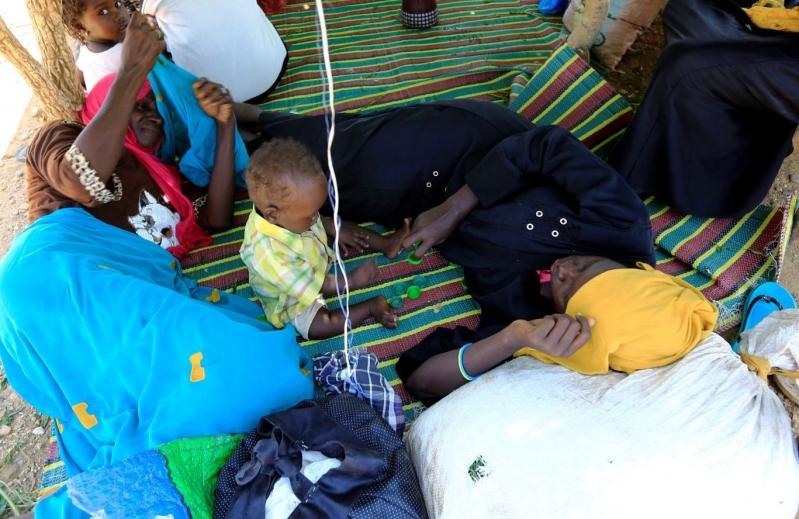 الكوليرا تقتل 6 وتصيب 94 في السودان