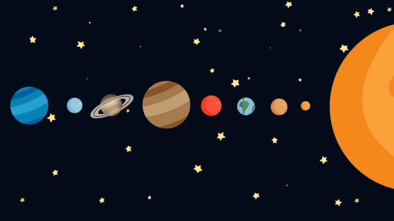 فيديو.. الزعاق يوضح طريقة حفظ أسماء الكواكب بالترتيب والفرق بينها وبين النجوم