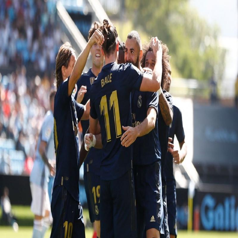 بنزيمة أمل المرينغي في مباراة فياريال ضد ريال مدريد - المواطن