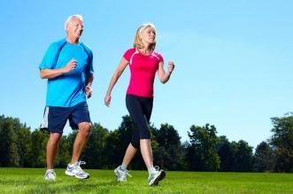 دراسة يابانية : المشي السريع يطيل العمر - المواطن