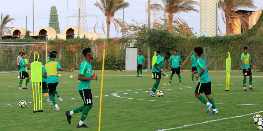 المنتخب السعودي يواجه عمان وديًّا