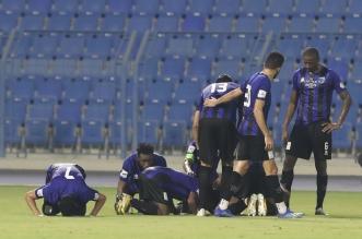 الفوز شعار مباريات اليوم في دوري الدرجة الأولى - المواطن
