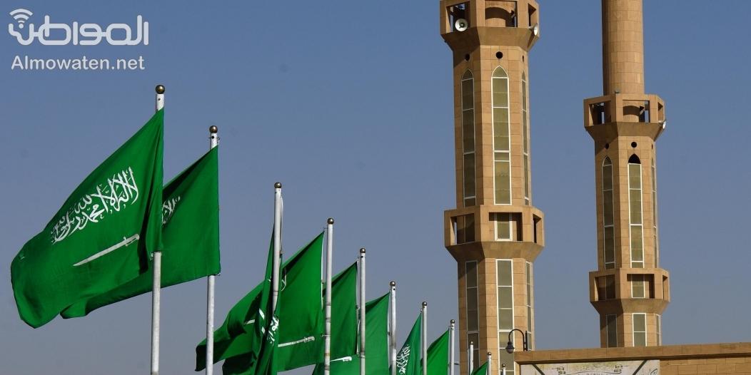 بالشهادتين والسيف العدل.. قصة العَلَم السعودي الذي لا يُنكس