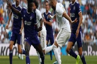 بنزيمة قبل مباراة فياريال ضد ريال مدريد