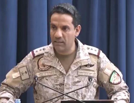 التحالف ينفي ادعاء الحوثي بإسقاط إف-15