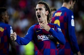 برشلونة يُقرر التخلص من جريزمان لهذا الفريق - المواطن