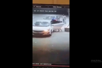 فيديو.. القبض على 6 أشخاص خطفوا عاملًا من محطة وقود بالرياض - المواطن