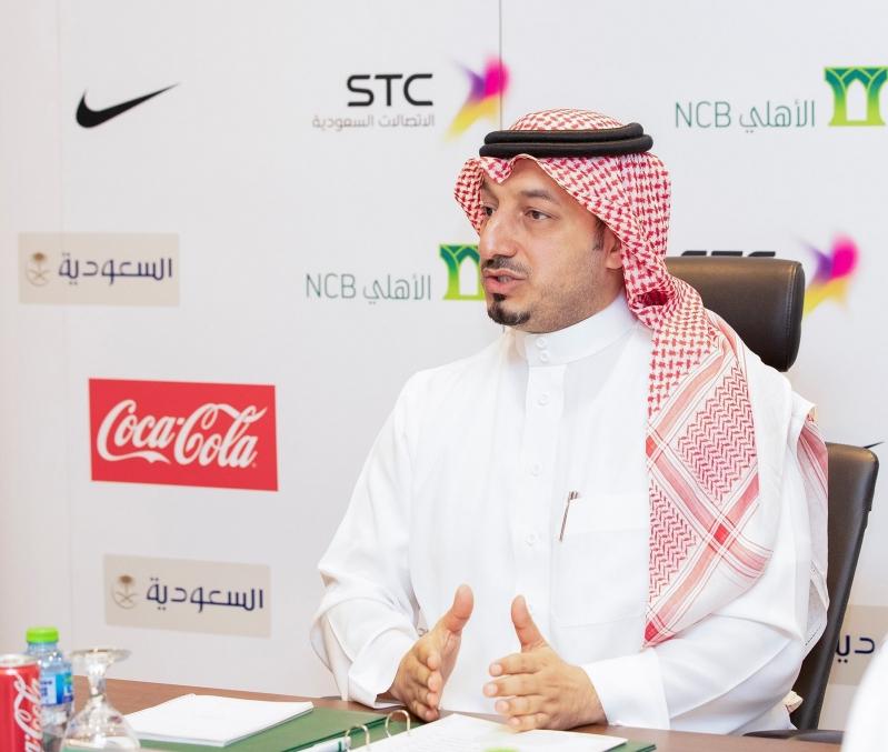 المسحل: تريساكو سيشرح للأندية خطة التحكيم والحكم السعودي مطلوب