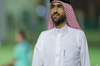 رئيس النادي الاهلي احمد الصائغ