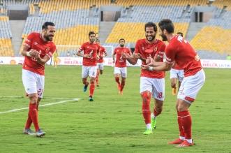 بهدف رمضان.. الأحمر يحسم مباراة سموحة ضد الأهلي - المواطن