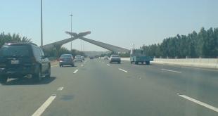 حادث جديد على طريق مكة – جدة السريع