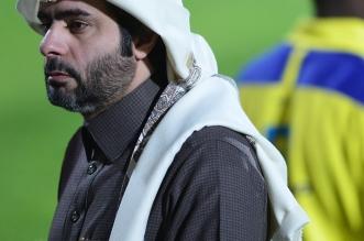 العمراني عضوًا ذهبيًا في #النصر - المواطن