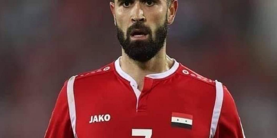 استبعاد عمر خربين من مباراة سوريا وأوزبكستان