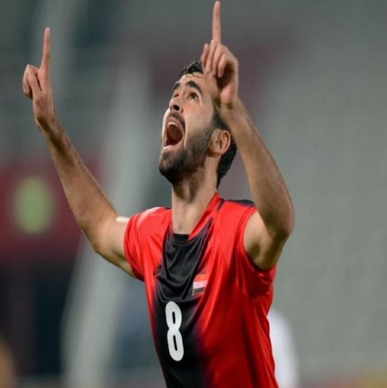 عمر خربين يعتذر عن الانضمام لمنتخب سوريا