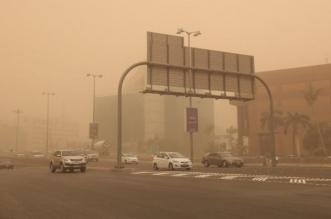 غبار على 8 مناطق اليوم - المواطن
