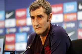 فالفيردي يؤكد صعوبة مباراة برشلونة ضد فياريال - المواطن