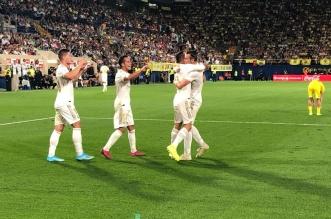 فياريال ضد ريال مدريد 2