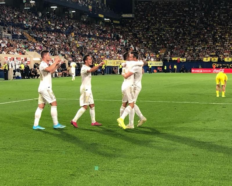 ريال مدريد يسقط في فخ التعادل ضد فياريال