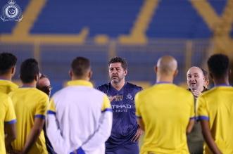 فيتوريا ونجوم النصر يتنفسون الصعداء قبل مباراة الفيصلي - المواطن