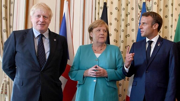 فرنسا وألمانيا وبريطانيا: إيران وراء استهداف معملي أرامكو