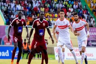 الكاف يُعلق على أزمة مباراة الزمالك ضد جينيراسيون - المواطن