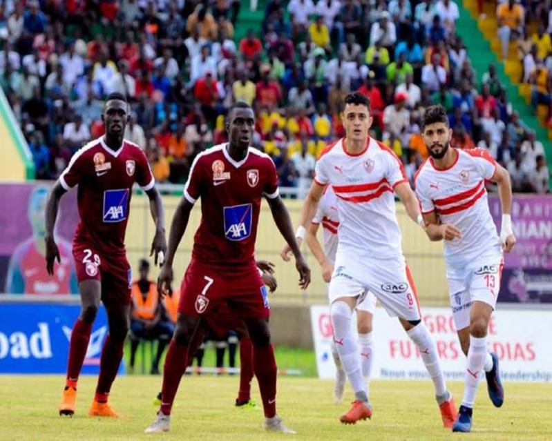 الكاف يُعلق على أزمة مباراة الزمالك ضد جينيراسيون
