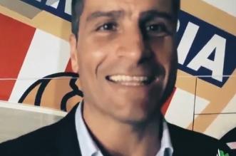 فيديو.. بيدرو ولاعبو ألميريا يهنئون السعوديين باليوم الوطني - المواطن