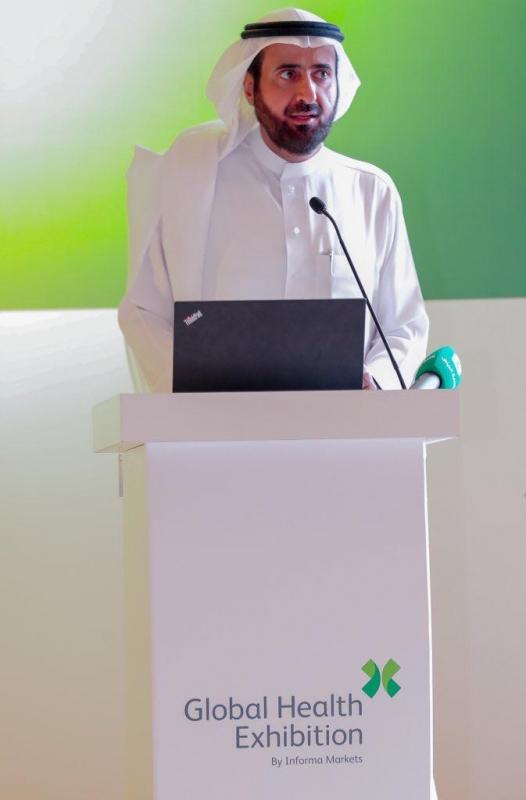 الربيعة يدشن ملتقى الصحة العالمي بحضور 15 ألف مشارك و180 جهة - المواطن