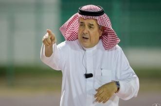 منصور بن مشعل في مقر الأهلي