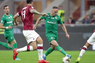 ميلان يخذل جماهيره ويسقط بثلاثية ضد فيورنتينا - المواطن