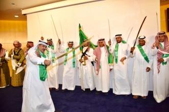 هيئة الصحفيين بمكة تستعرض قصة الملك عبدالعزيز - المواطن