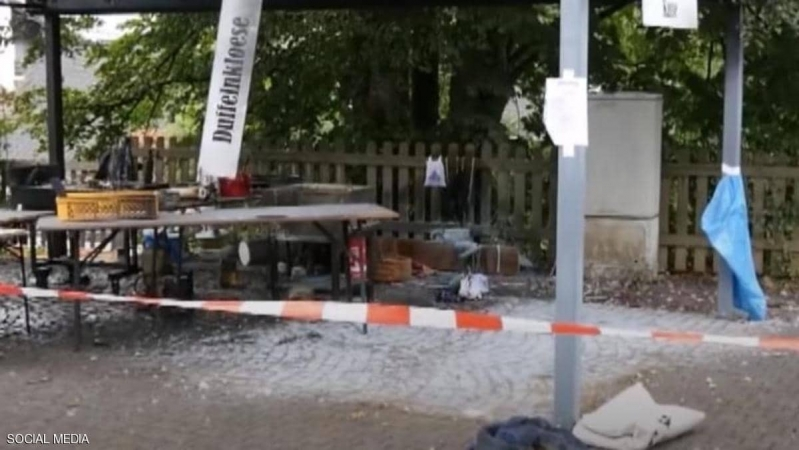 مقلاة الزيت تقتل امرأة وتصيب 14 في ألمانيا