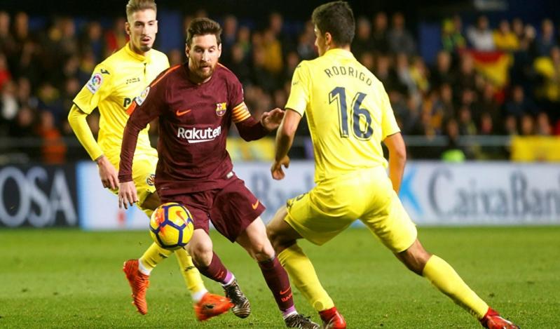 برشلونة ضد فياريال .. لقاء النجاة من نيران غضب عشاق البارشا