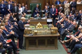 حكم قضائي يؤيد قرار جونسون بتعليق عمل البرلمان البريطاني - المواطن