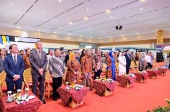 حاكم جاكرتا يفتتح جناح المملكة في معرض الكتاب بإندونيسيا - المواطن