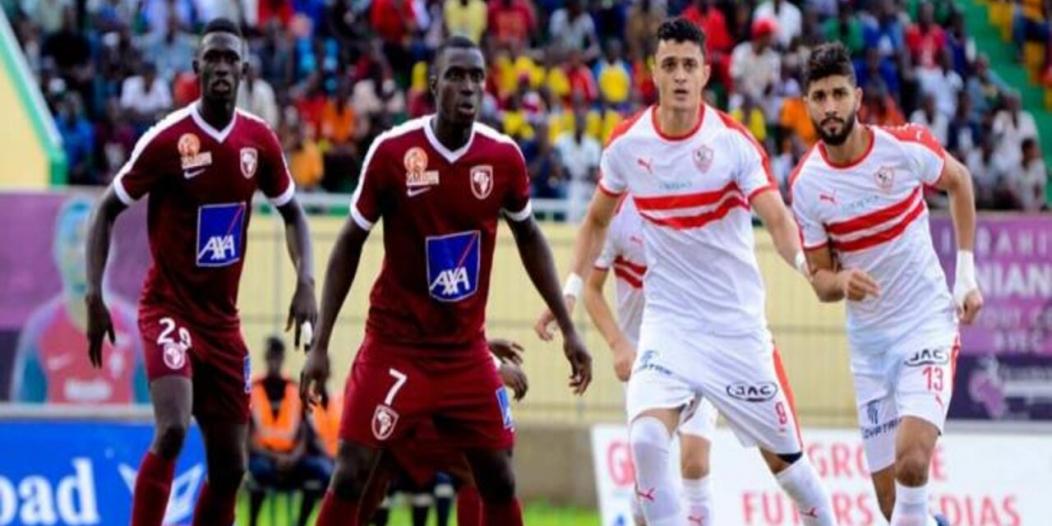 غموض حول إقامة مباراة الزمالك وجينيراسيون السنغالي
