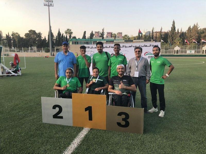 أخضر ألعاب القوى يُحقق 15 ميدالية متنوعة بـ دورة غرب آسيا - المواطن